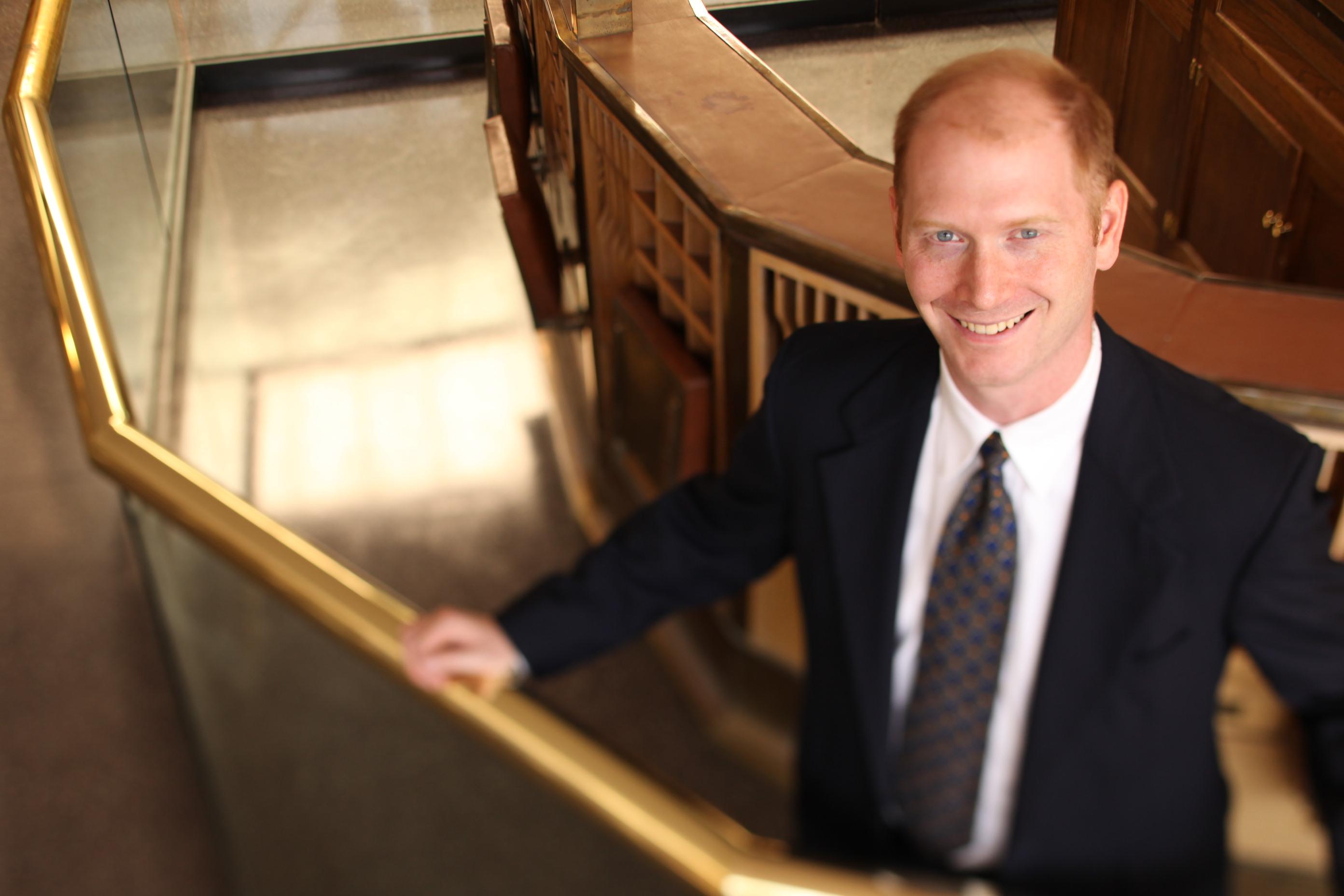 Nicholas Crain portrait
